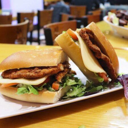 Steak, Chicken or Ham Sandwich
